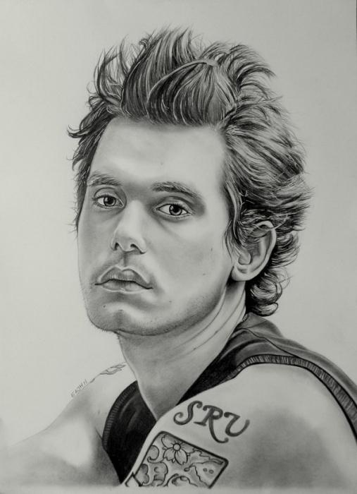 John Mayer par emzilie89